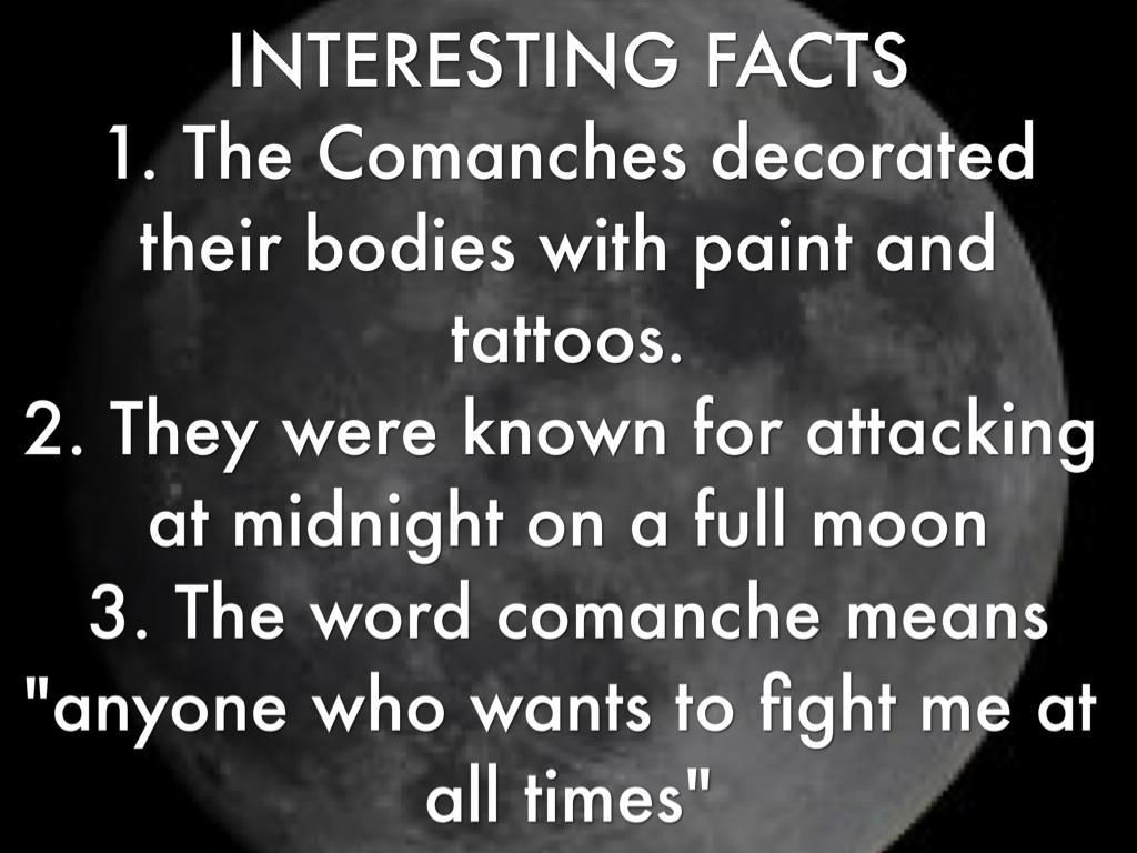 Comanche by Carter Lucas