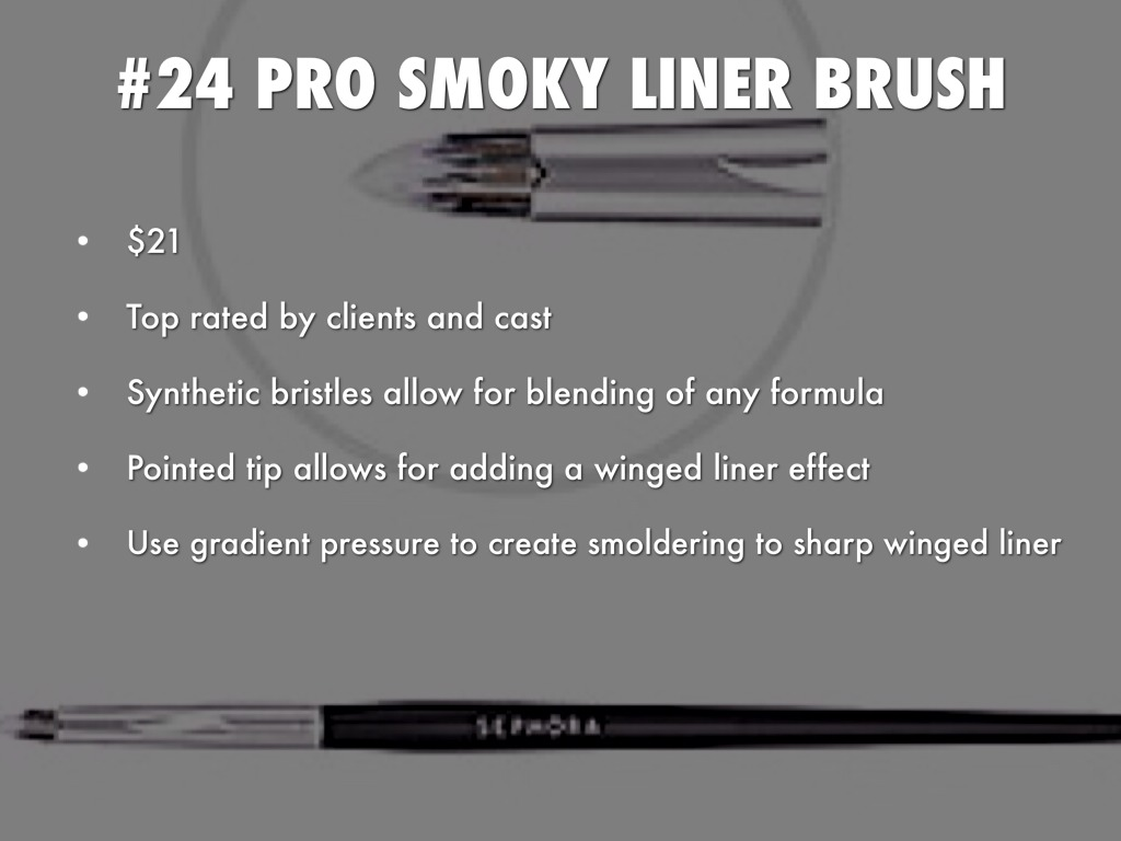 Pro Smoky Liner #24 by Sephora Collection #7