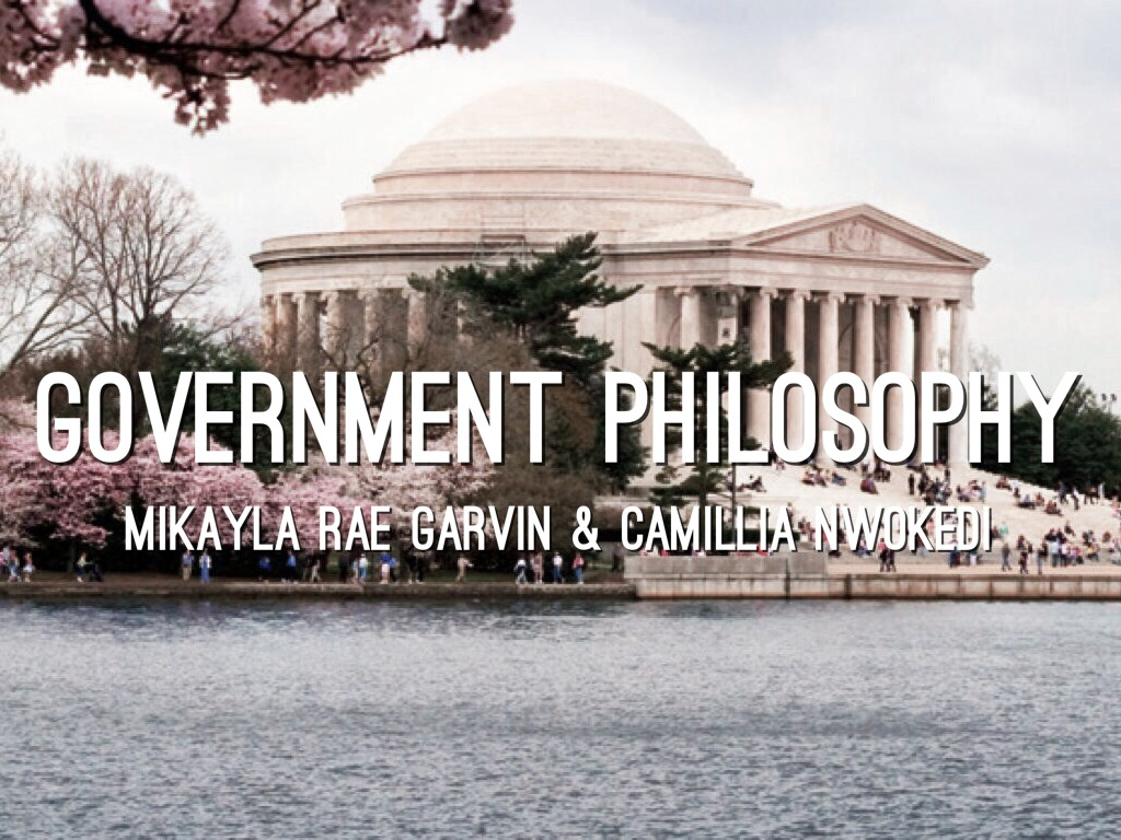 government philosophy A project about rome's ancient philosophy, government and law and how they all connect into each other a project by julianna chung.