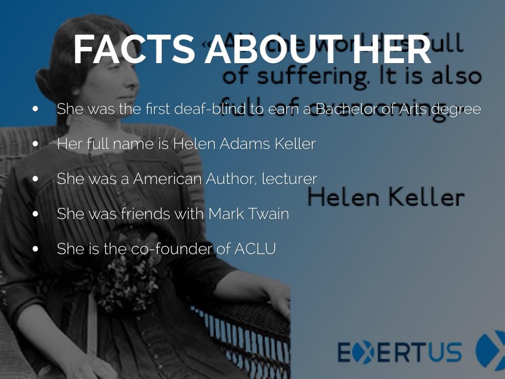Helen Keller by ajc3828
