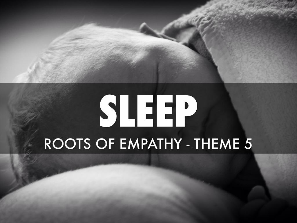 Theme 5: Sleep