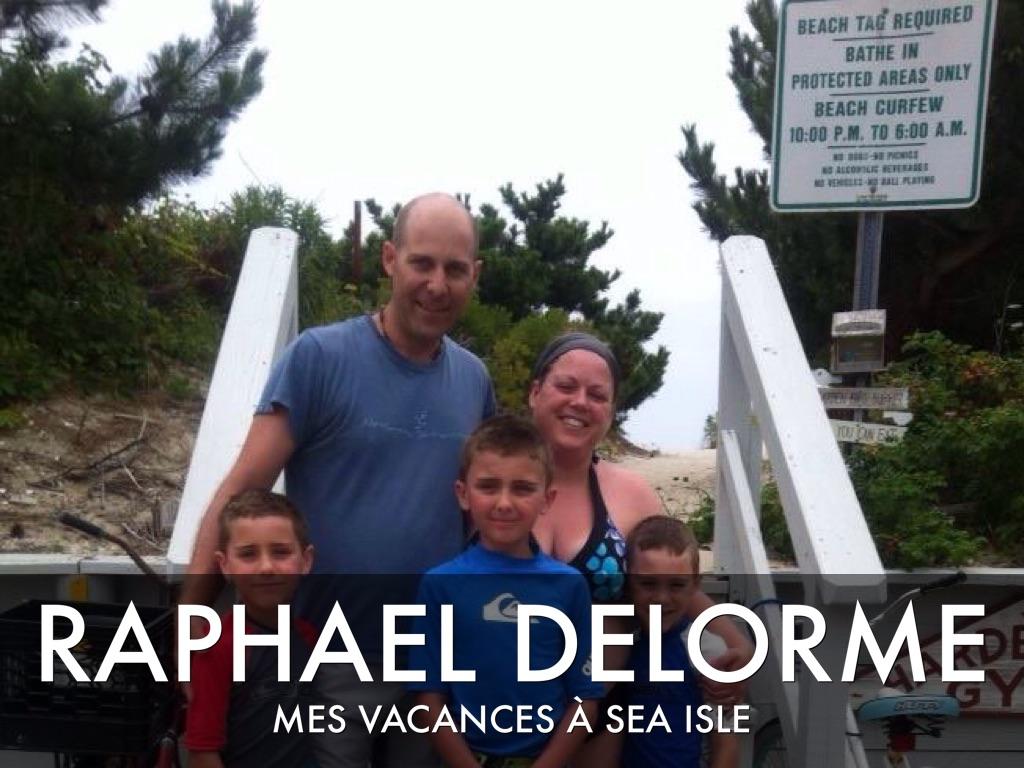 Raphaël Delorme