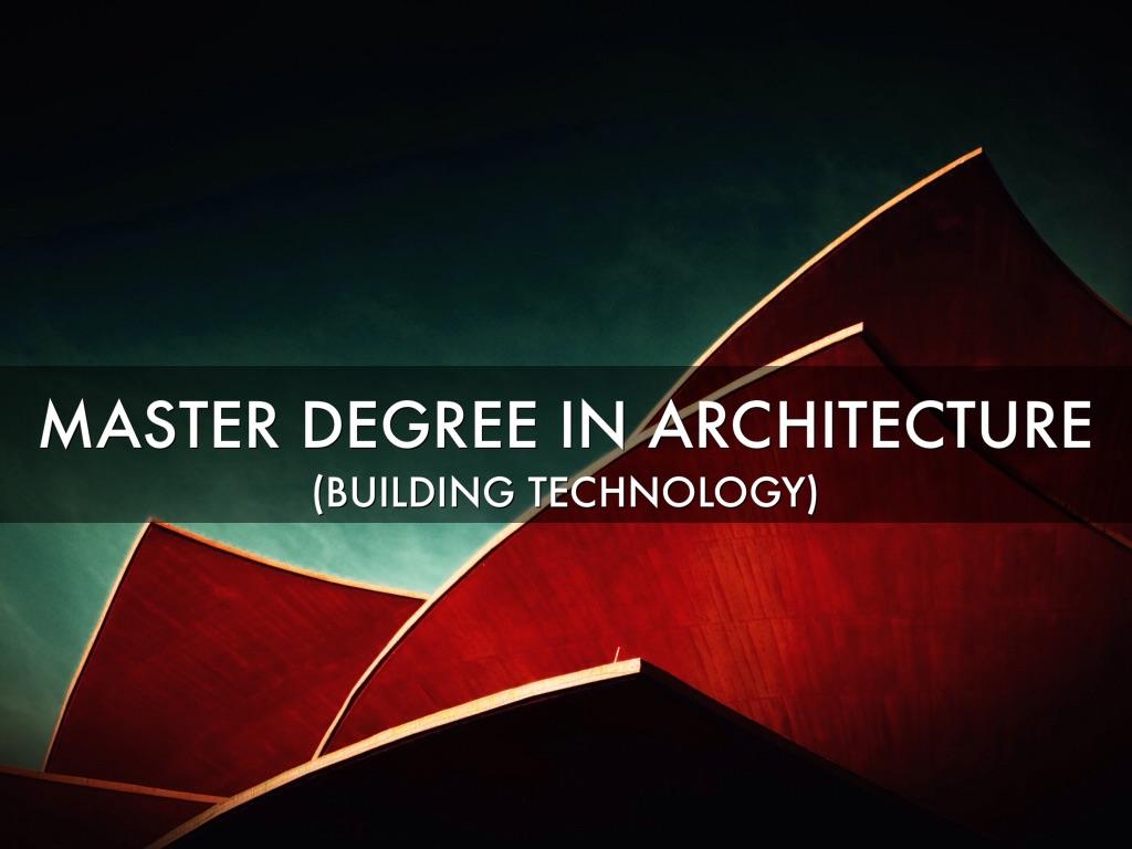 Building Technology Present