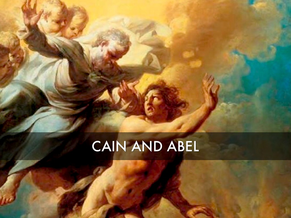 the gifts of cain abel Cain vs abel discussion in ' or killing abel, cain's thinking about himself god testifying of his gifts: and by it he being dead yet speaketh.