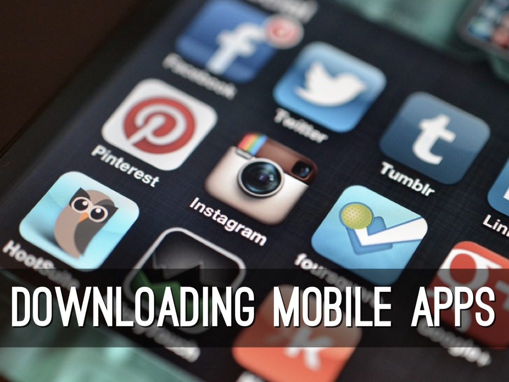 Downloading Mobile Apps