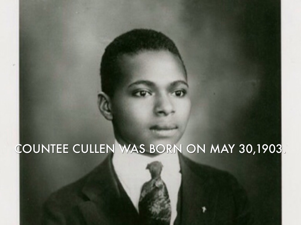 langston hughes and countee cullen perspective James mercer langston hughes (february 1, 1901 - may 22, 1967) was an american poet, social activist, novelist, playwright, and columnist from joplin, missourihe moved to new york city as a young man, where he made his career.