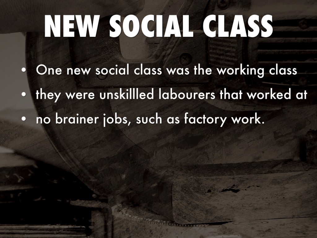 industrial revolution the downtrodden working class 1 describe the changes the industrial revolution brought to the lives of working-class people and middle-class people how did their experiences of - 2938059.