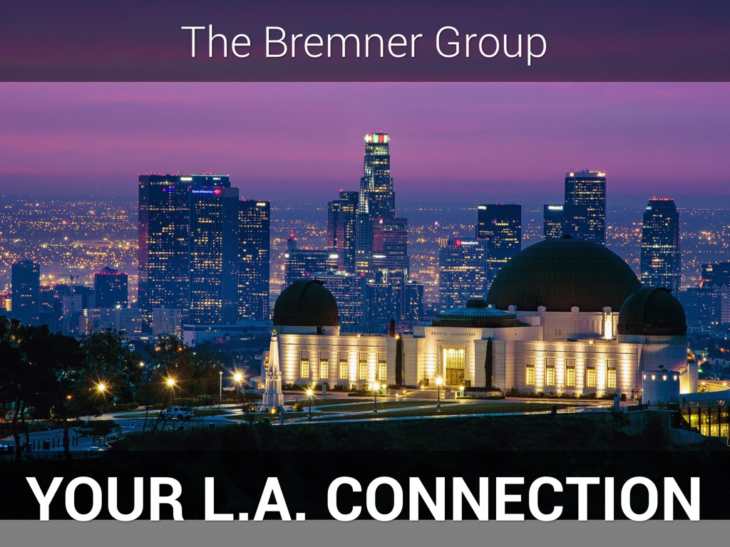 Copy of Your Los Angeles Connection