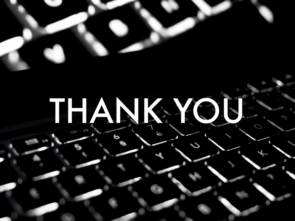 Thank You Hd Wallpaper For Presentation | allofpicts