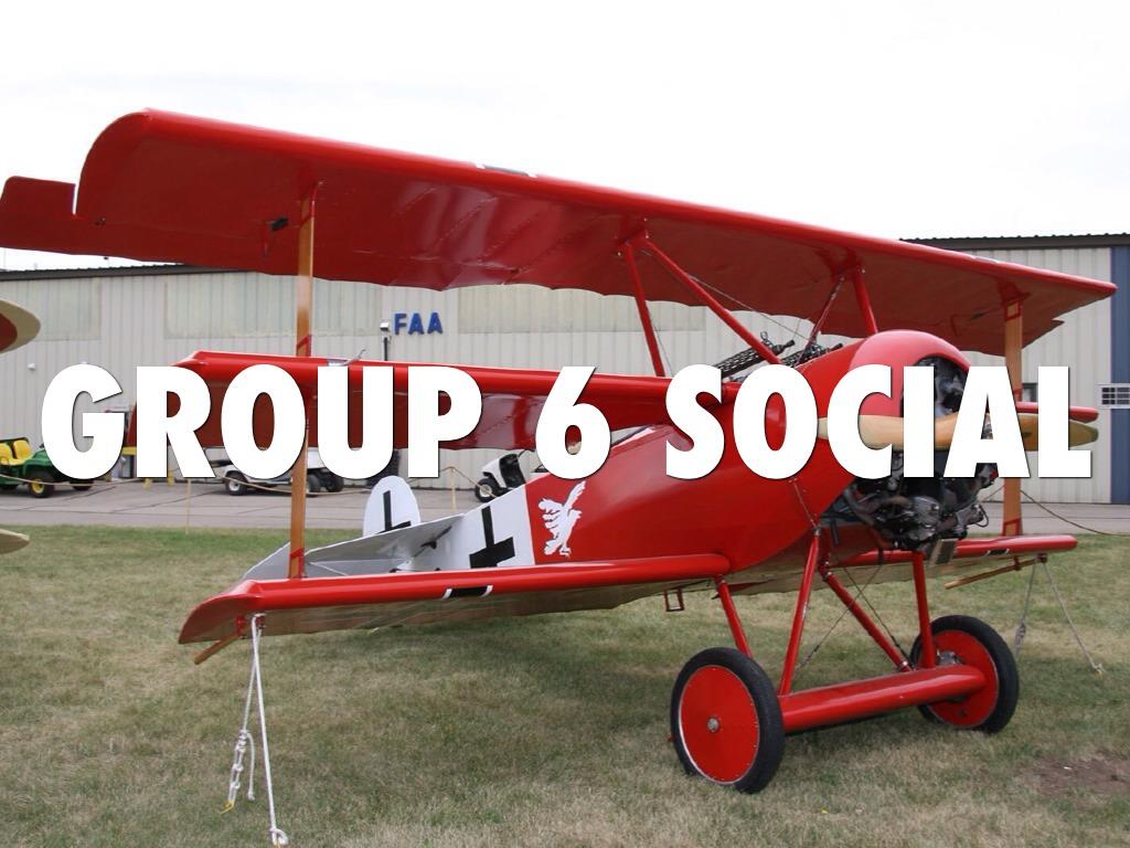 Group 6 Social
