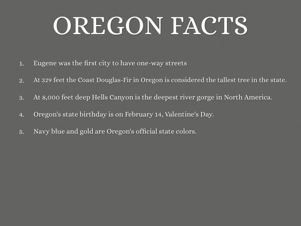 Gold mining oregon history facts