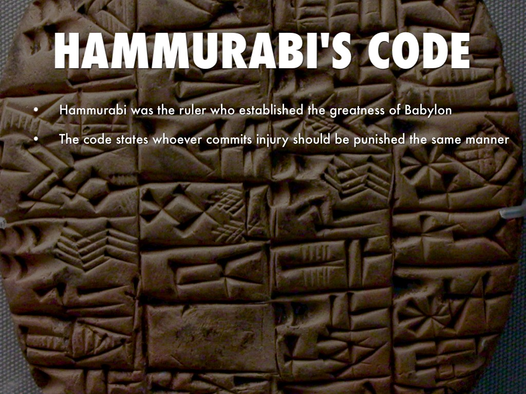 hammurabi s code was it just - paragraph 2 - hammurabi's code - was it just (fair) answer: no include an introductory sentence, 3 supporting sentences using facts from 3 documents and a concluding sentence getting ready to write task one: bucketing look over all the documents and organize them into your final buckets.