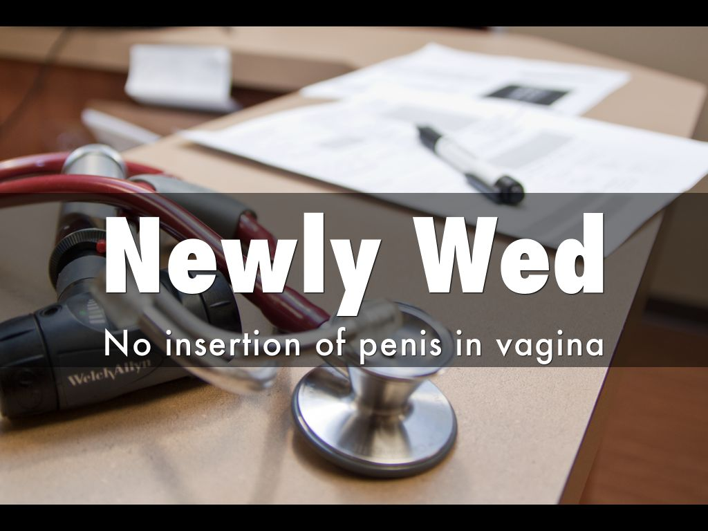 not able to insert penis in vagina