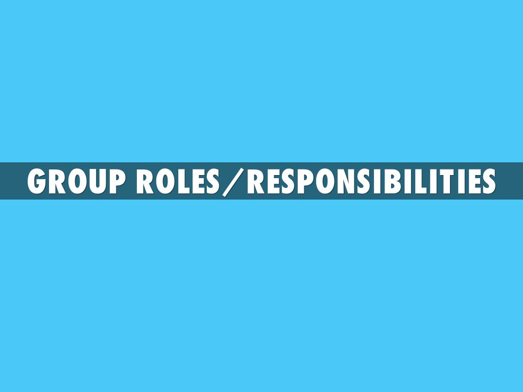 group roles and responsibilities Center for health statistics and informatics pages roles-and-responsibilities home programs office of binational border health advisory group.