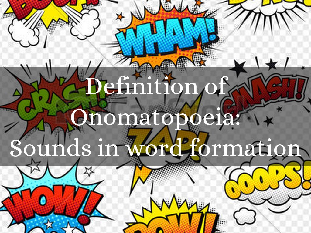 Onomatopoeia by sukhleen.m2000
