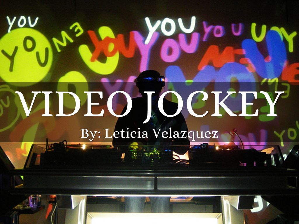 how to become a video jockey