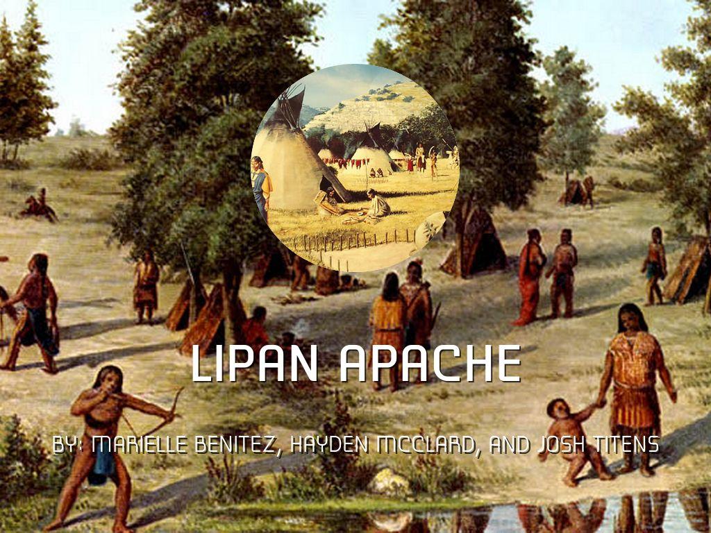 Lipan Apache by Laura Flanagan