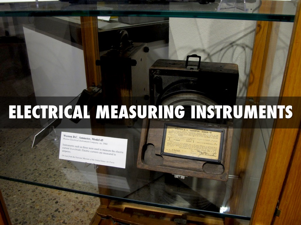 Electrical Measuring Instruments : Uses of electromagnets electrical measuring instrumen