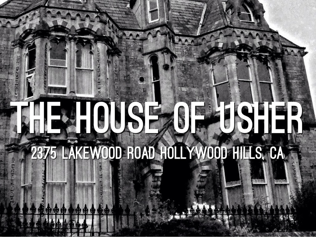 The House Of Usher By Rngodbe2