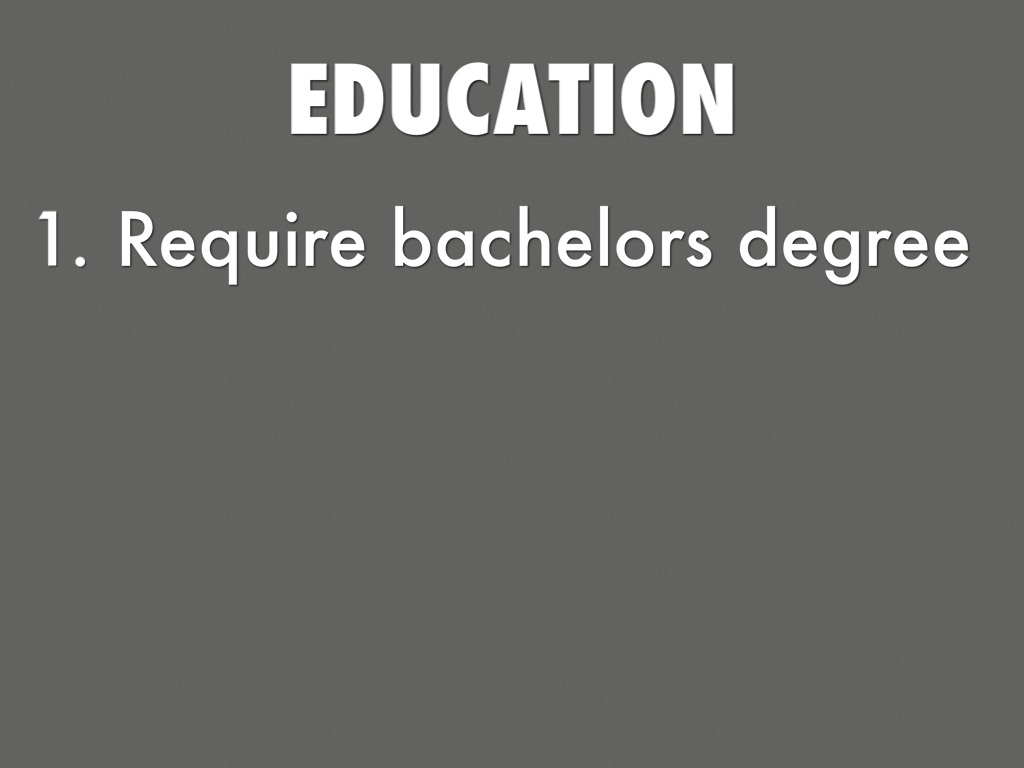 is a thesis required for a bachelor degree All bachelor's students are required to take general education classes through foundation, exploration and integration courses, students learn to think critically, creatively and collaboratively, giving you the edge employers are looking for.