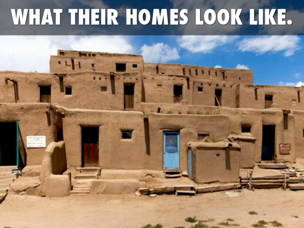 Pueblo indians by kayla tjebkes for Pueblo home builders