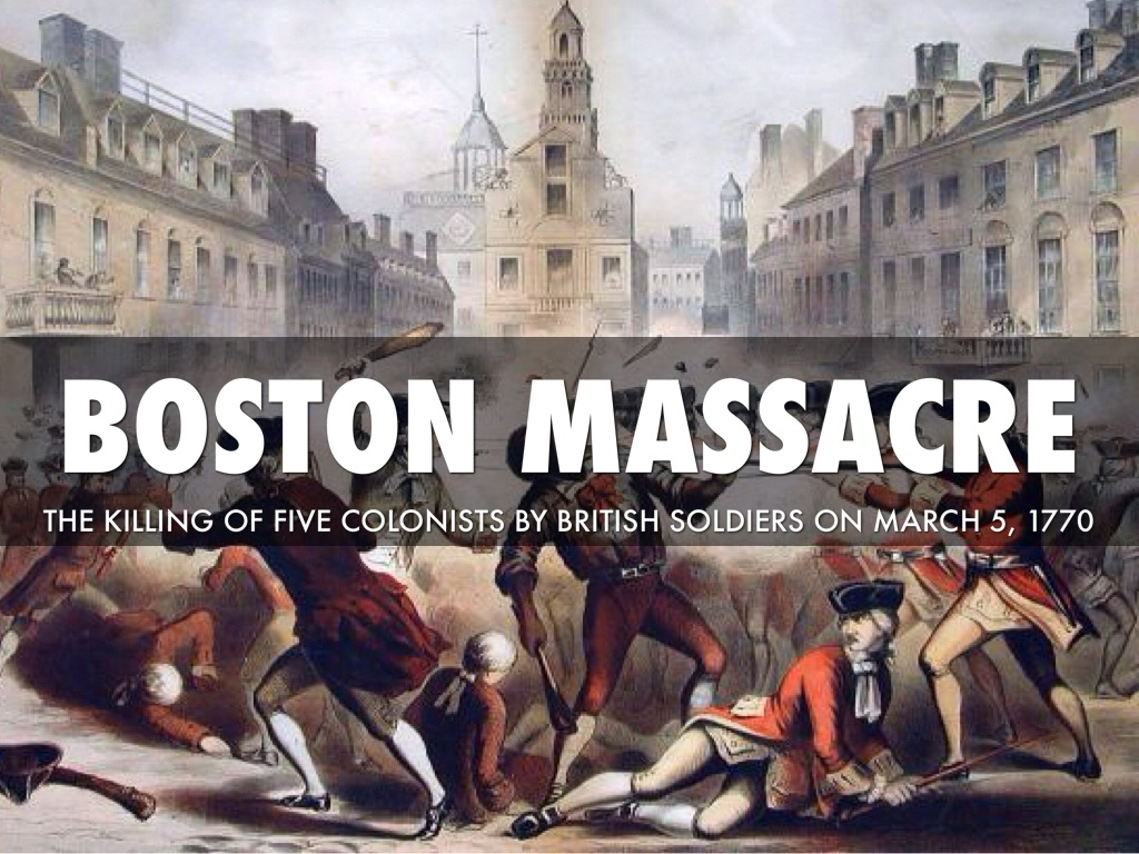 boston massacre trial essay
