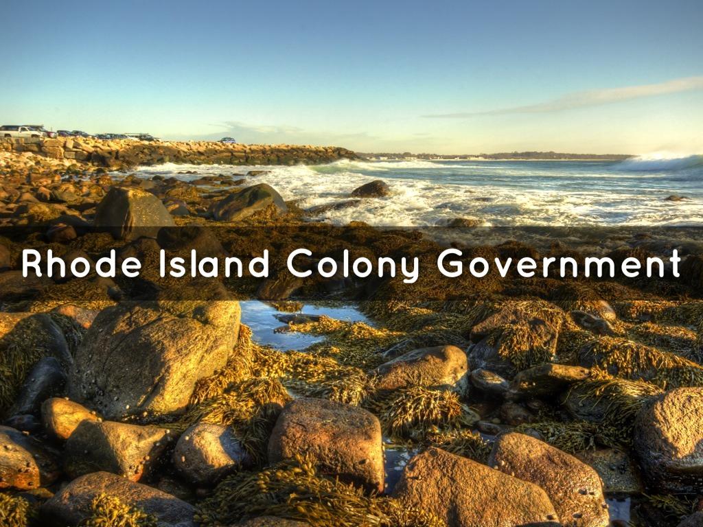 Outline Rhode Island