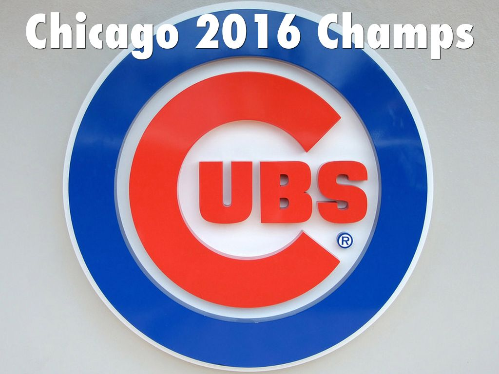 Chicago 2016 Champs