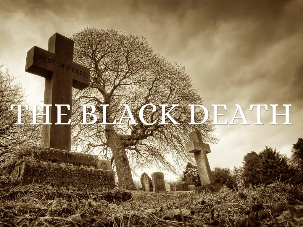 black death outline