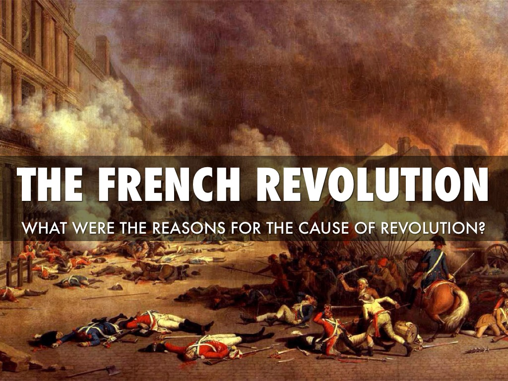 the french revolution and the terror essay