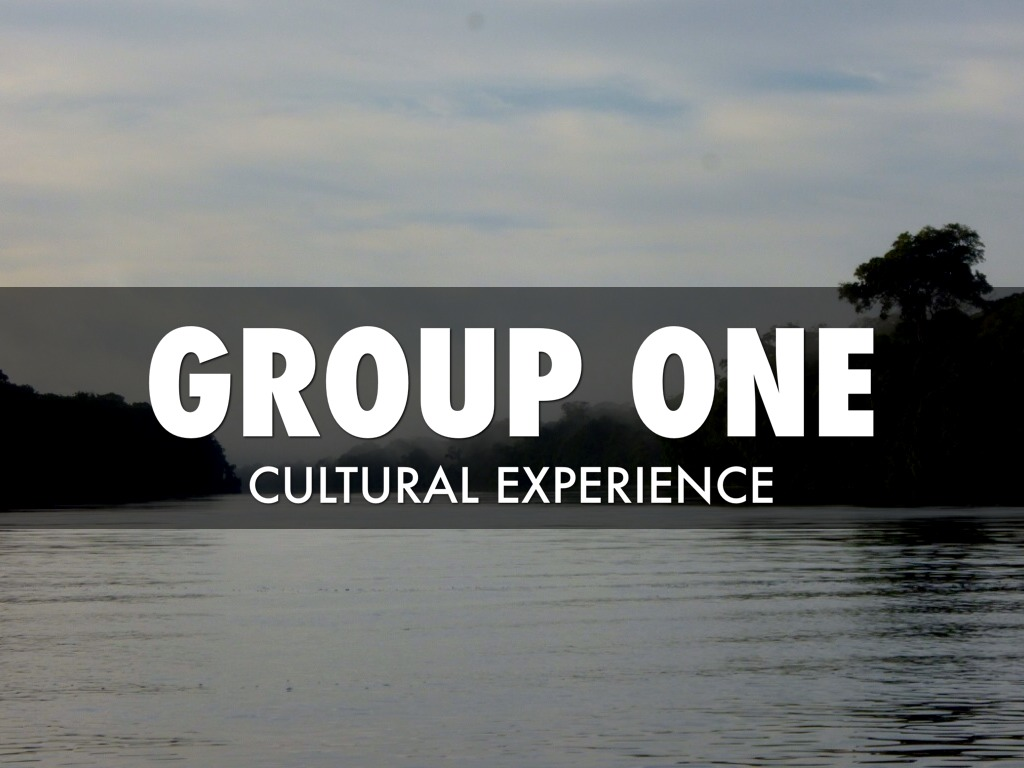 cultural experience T he cross-cultural experience requirement is part of the common experience section of the king university core students can fulfill this.