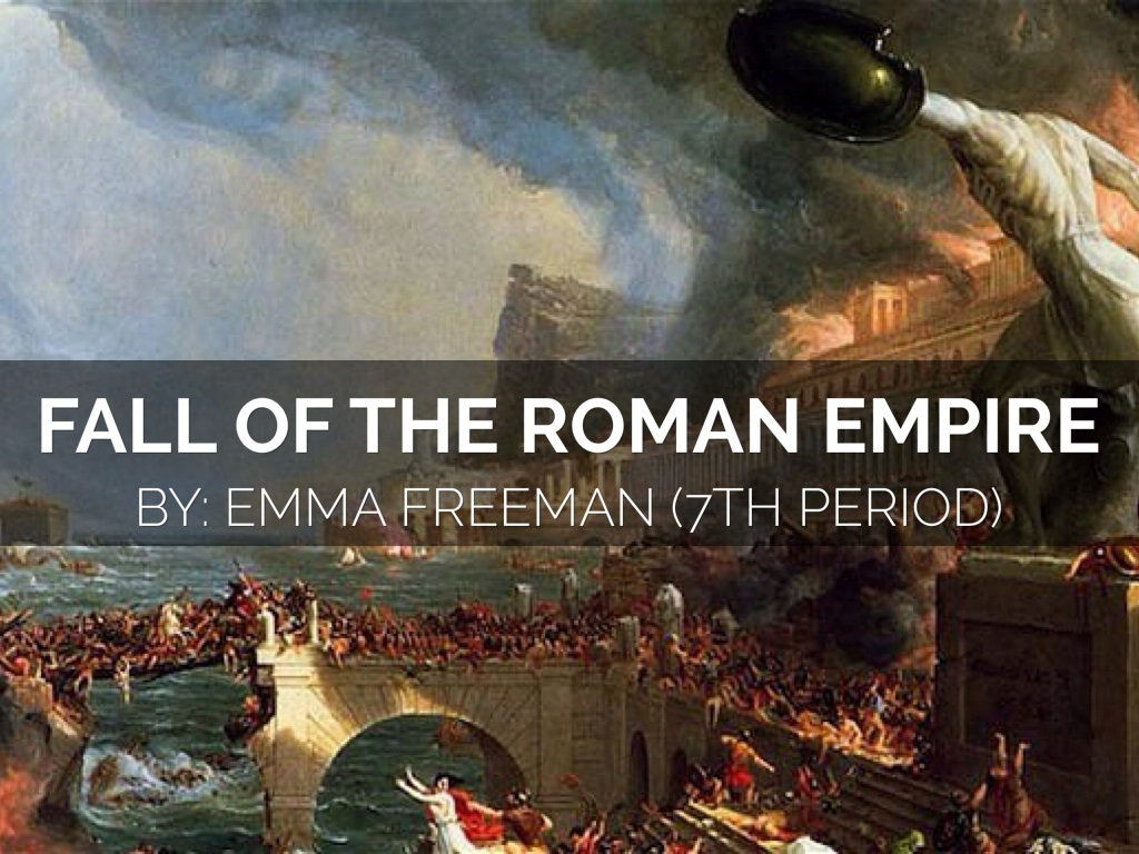 the fall of rome a short Rome: rise and fall of an empire (tv series 2008– ) on imdb: plot summary, synopsis, and more.