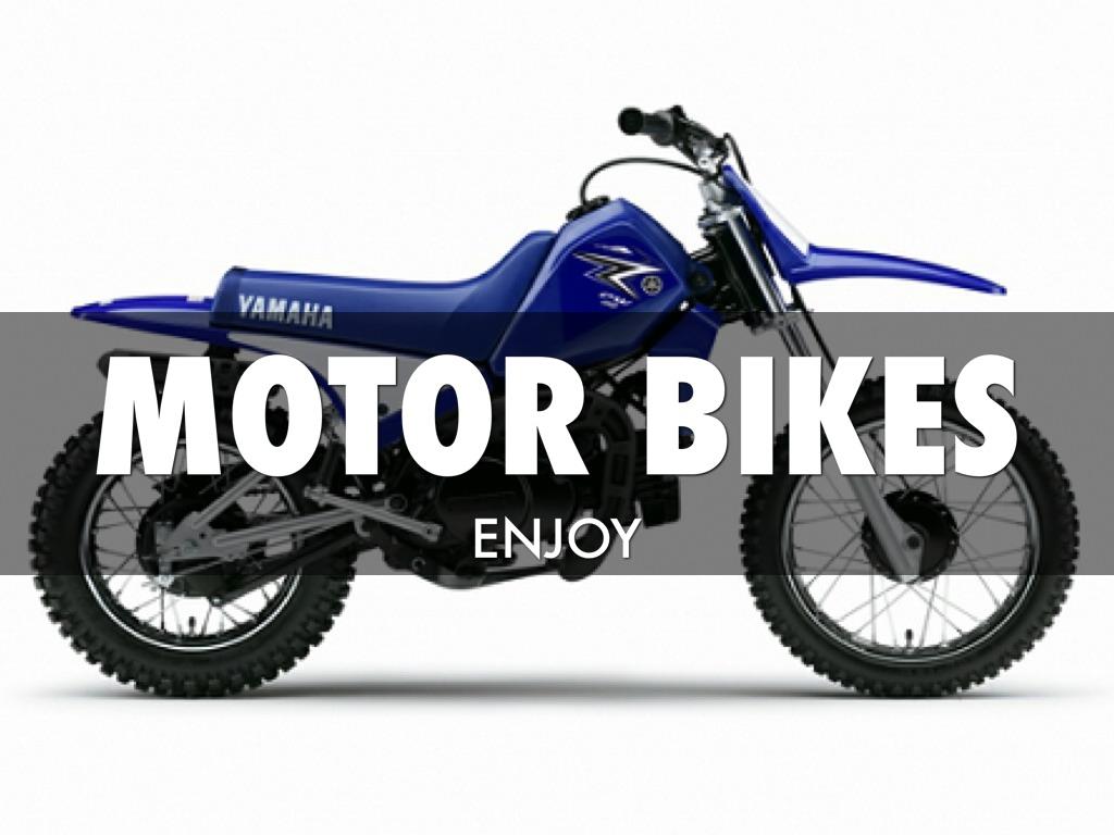 MOTOR BIKES BY BRAE