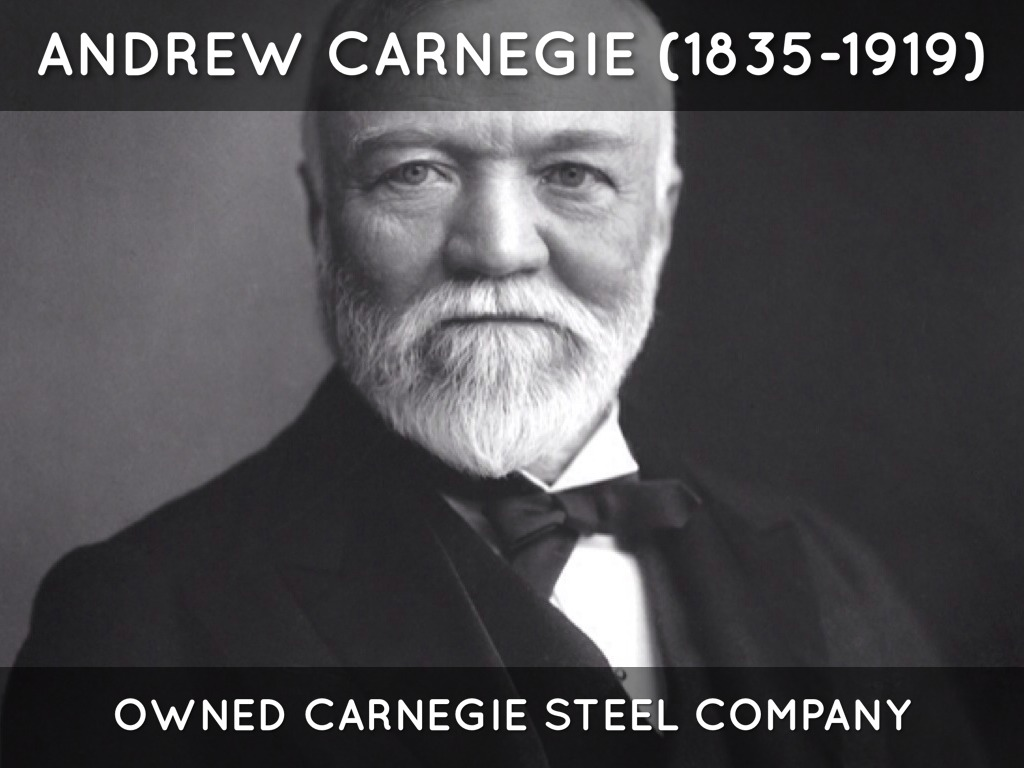 the effective leader andrew carnegie