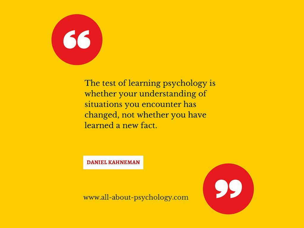 7 Quotes Psychology Students Will Love By David Webb