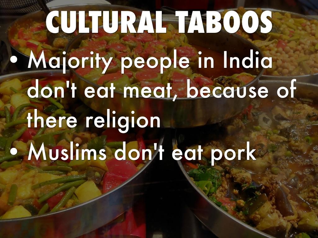 taboos cultures