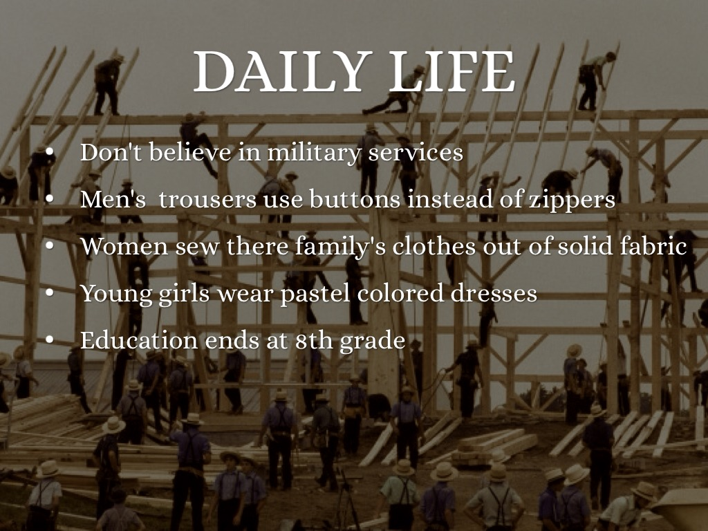 the amish educational exemption The amish have been fighting for religious exemptions for decades,  held that  they could exempt themselves from compulsory education laws.