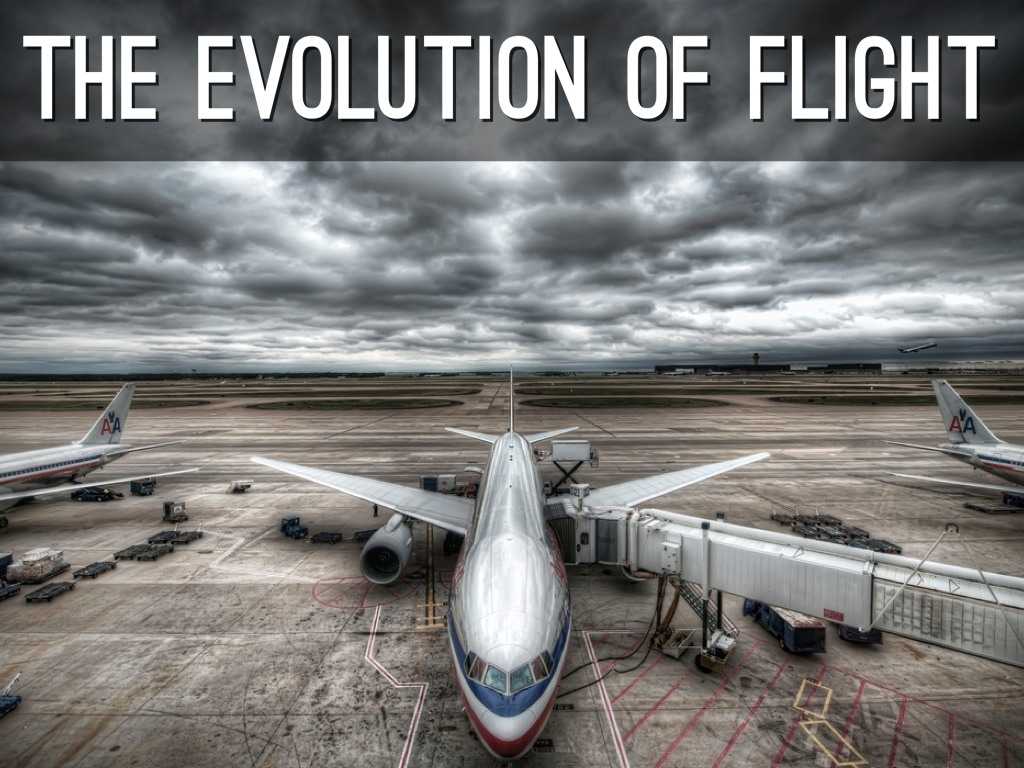 The Evolution Of Planes by Harry Darlington