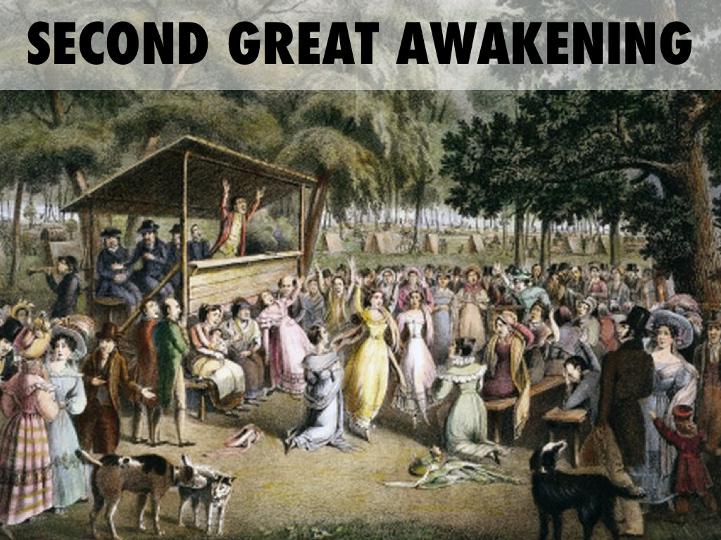 second great awakening reform movements essay Reform movements in second great awakening - 'reform movements in the united states sought to expand democratic ideals assess the validity of this statement with specific reference to the years 1825-1850.