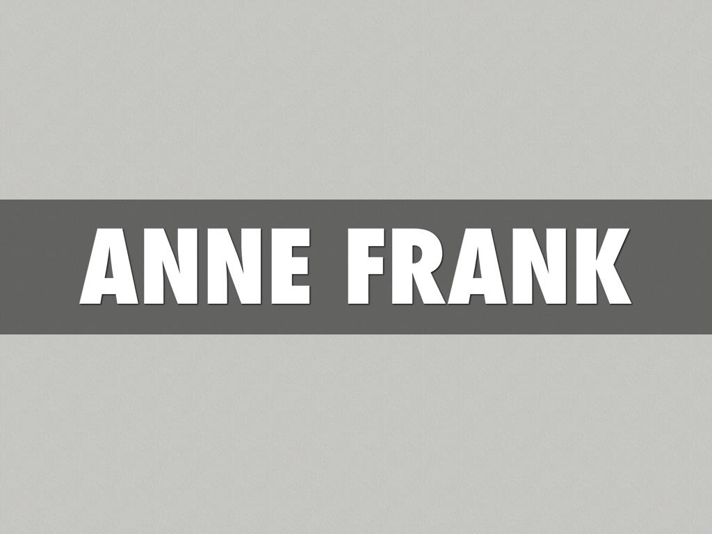 Anne Frank Q&A