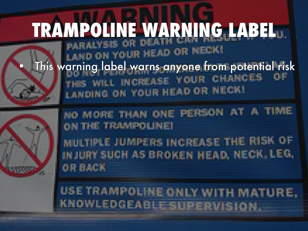 Warning Labels By Cbb5103