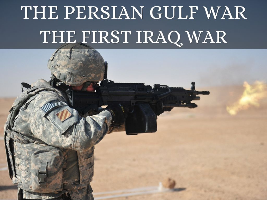 a description of gulf war syndrome in the persian gulf Find out about gulf war syndrome, research programmes, medical countermeasures and reports.