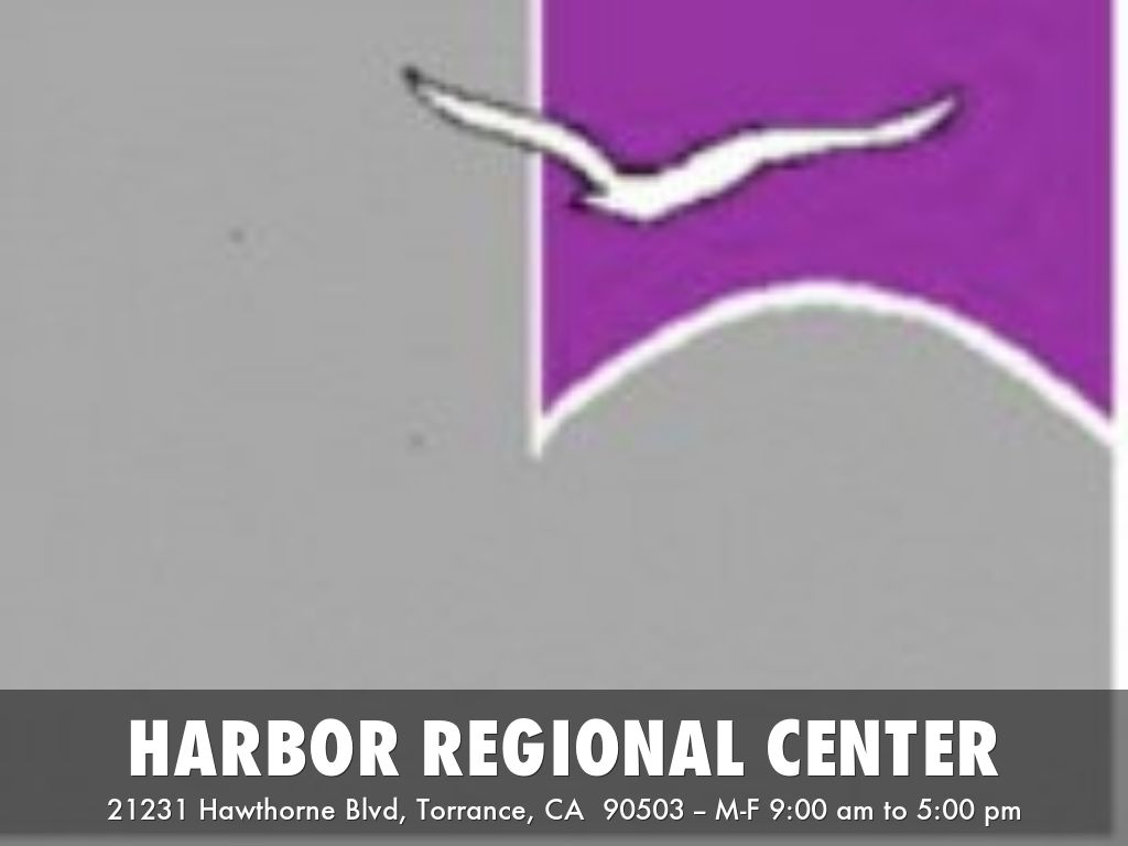 harbor regional center by mxv1339