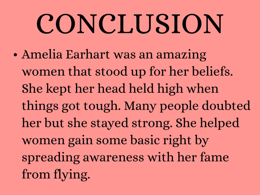 amelia earhart essay 8 Barred owl and amelia earhart essaytonight with showers amelia earhart amelia earhart at 8:00 gmt, amelia made her last radio contact with lae.