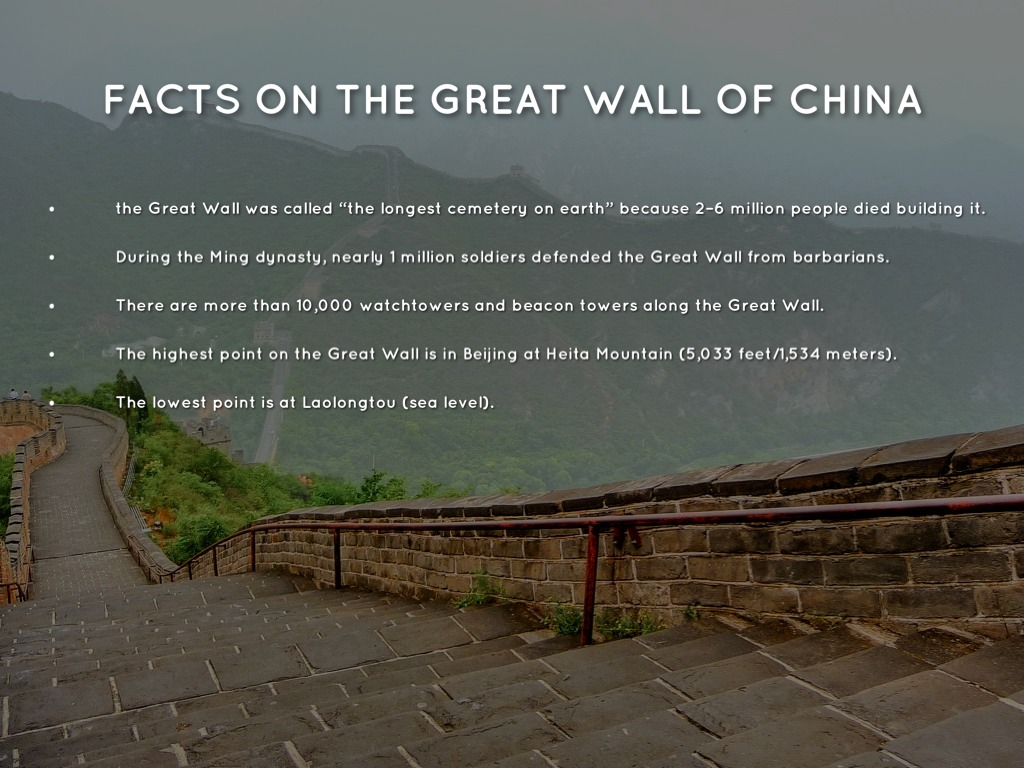 history of the great wall of china essay The result is the great wall of china for 10 years beginning in 221 bce meng tian commanded a force of 300,000 men (soldiers, convicts, and corvee laborers), who simultaneously campaigned against the xiongnu (hsiung-nu) and other nomads and built the wall.