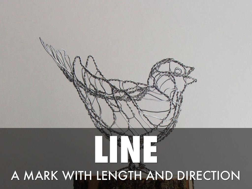 D Line Drawings Value : Elements of art by andrew dahnke