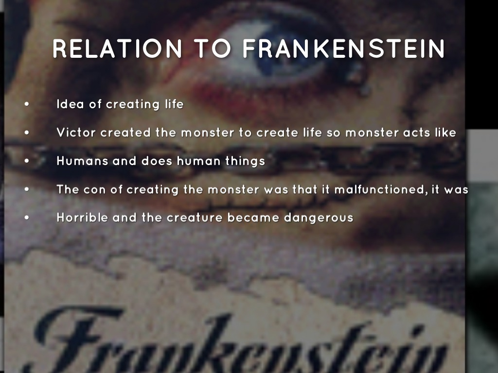 frankenstein essay thesis ideas