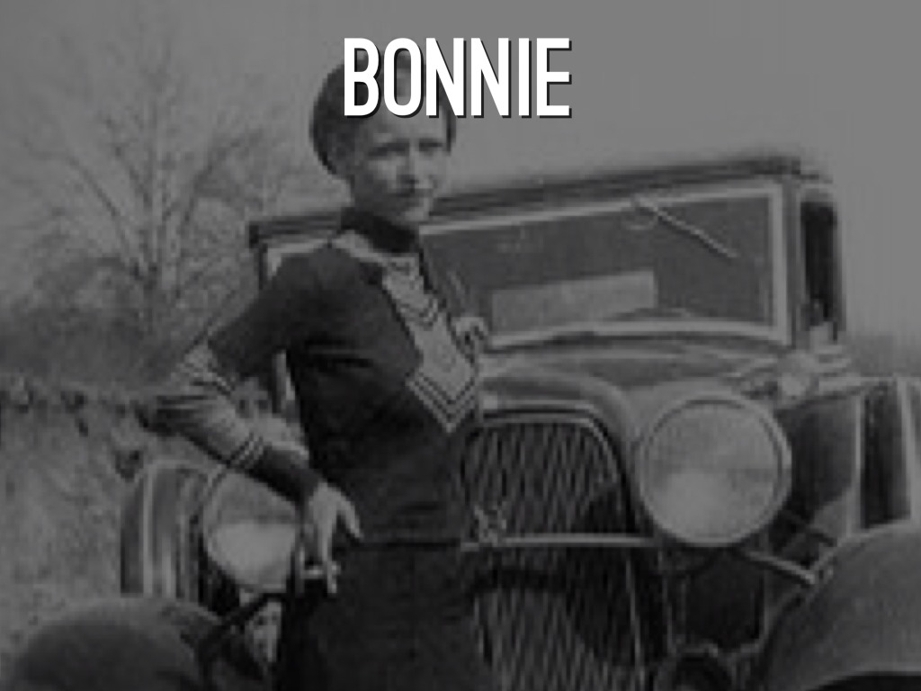 Bonnie And Clyde By Brandeis Jensen