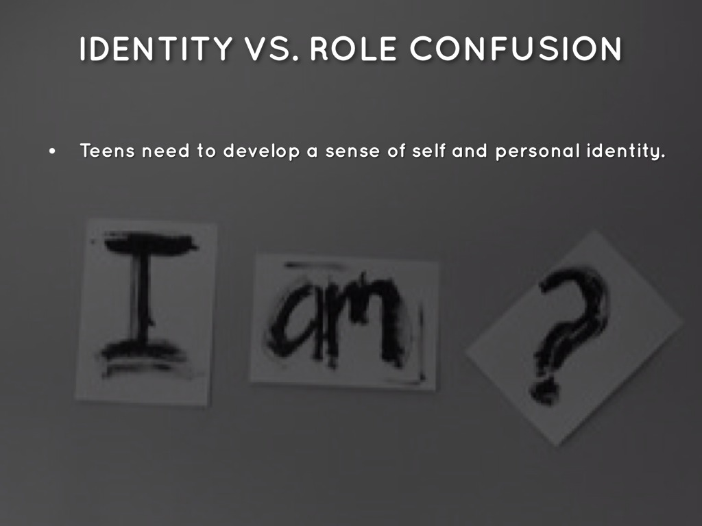 identity vs identity confusion Discussion of erikson's identity vs confusion emma laubscher, 612l2506 sarah beningfield, 612b0366 manale manuse, 612m5009 magdelena de beer, 612d2851 monday, 23 april 2012 or in some cases.