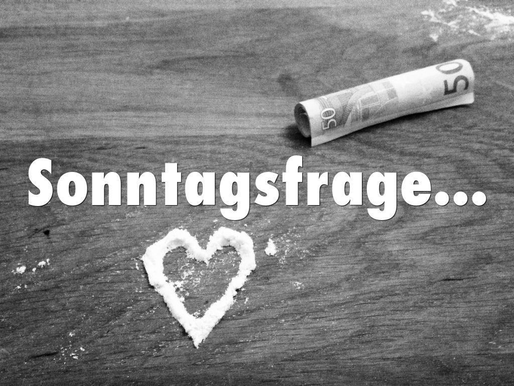 Liebe, oder Kokain